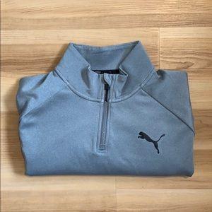 Puma 1/4 Zip Jacket
